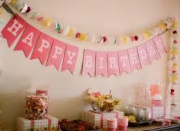 5 birthday room decoration ideas for kids