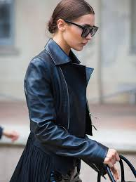 the best faux leather moto jackets to this year