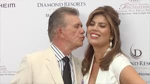 tanya callau wedding.  Callau Alan Thicke U0026 Tanya Callau 2015 Summer Spectacular Under The Stars Red  Carpet  YouTube With Wedding D