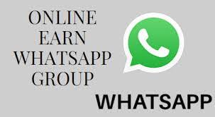 Online Group Latest Earn Money Online Whatsapp Group Links November