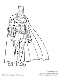 Small Picture Best Batman Coloring Pages To Print Contemporary Coloring Page