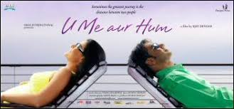 u me aur hum review crude lift of the notebook say what you will but we don t have a shred of doubt that u me aur hum is a crude lift of that fine hollywood r ce the notebook based on the