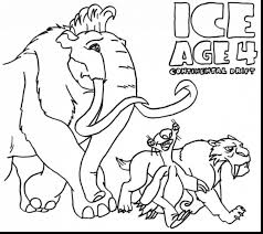 Small Picture stunning ice age sid coloring pages with ice age coloring pages