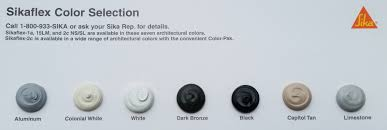 Sika 1a Color Chart Sikaflex Color Selection Related Keywords Suggestions