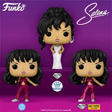 Here's Where to Order The Selena Funko Pop