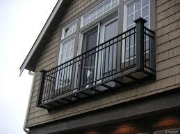 Wrought iron balcony railings repair 2016