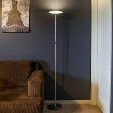 brightech sky led torchiere floor lamp super bright 30 throughout torchiere floor lamp torchiere floor lamp antique look to your home the home