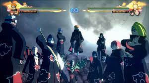 Naruto Shippuden Ultimate Ninja Storm 4 - Akatsuki Blood Curdling (Team  Ougi)