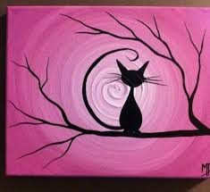 30 easy canvas painting ideas canvases paintings and easy in easy wall art painting ideas