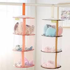 hanging door closet organizer. Modren Hanging 3 Shelf Hanging Zipper Mesh Storage Baskets Bedroom Wall Door Closet  Organizers Kids Toys Bag For Organizer