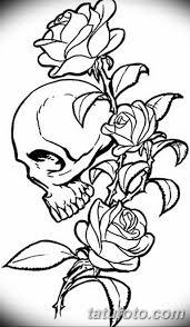 черно белый эскиз тату на предплечье 09032019 005 Tattoo Sketch