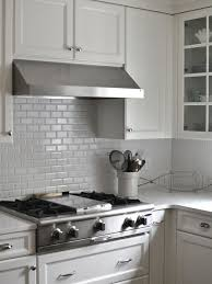 Tile Backsplash Photos Classy Cambria Quartz Countertops Crackled Beveled Subway Tile Built In