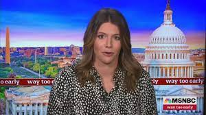 MSNBC Anchor Kasie Hunt Reportedly ...