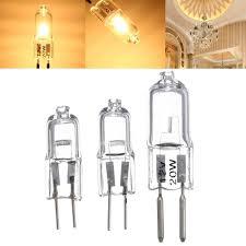 50 W 12v Light Bulb G5 3 20w 35w 50w Bi Pin Light Bulb Halogen Lamp Warm White 12v
