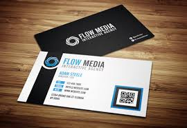business card psd template modern business cards design 25 fresh examples design graphic