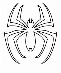 Free printable coloring pages spiderman coloring sheets. Spiderman Logo Coloring Pages Spiderman Coloring Spiderman Pumpkin Spiderman Pumpkin Stencil