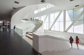 Beaux Arts Interior Design Cool Pierre Lassonde Pavilion Doubles The Size Of Quebec Museum