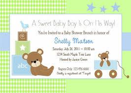 Baby Boy Announcements Templates Invitation Template Baby Shower Invitation Templates For Boy