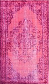 genisa overdyed pink