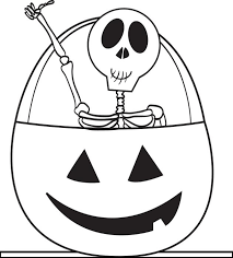 Small Picture Printable skeleton coloring pages for kids ColoringStar