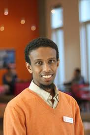 January 2014 Student Advisor - Ismail Warsame, M.Ed.
