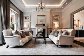 Classic Style Interior Design Collection Impressive Decorating
