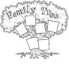 Blank Family Tree Form Form Blank Printable Family Tree Form Create