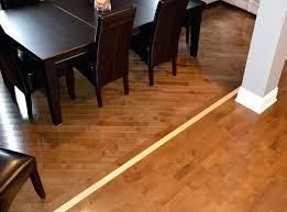 transitioning wood flooring between rooms diffe hardwood floors in kitchen