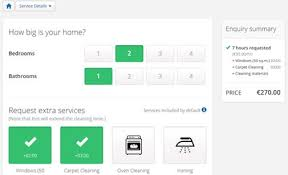 Cleaning Business Software Service Booking Script Phpjabbers