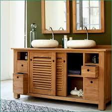 Badezimmer Unterschrank Holz Waschtisch Waschbecken Mit Unterschrank