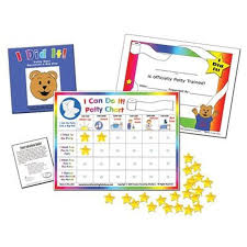 How To Make A Potty Training Chart I Can Do It Potty Training Kit