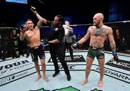 Conor McGregor wollte Comeback feiern ...