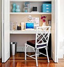 built in desk in closet. Brilliant Closet Cool Closet Office Lt Our Favorite Built In Storage Ideas Desk  To E