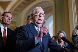 McConnell threatens to oppose debt ...