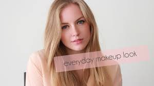 everyday makeup tutorial axelle blanpain pin this image on
