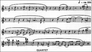 a comparison of jazz to th century classical music asymmetry and disjunctedness