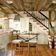 Small Picture Tiny Holiday Cottage Tour Marble countertops Carrera and