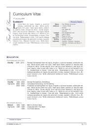 Two Page Resume Moa Format Resumes Download Free Header One Or