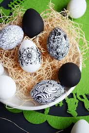 Color pictures of eggs, easter bunnies, baby chicks, easter baskets and more! Make Beautiful Easter Eggs With Coloring Pages Storypiece