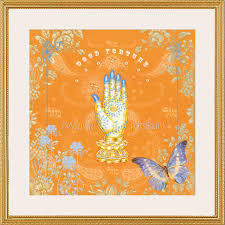 on jewish hamsa wall art with hamsa framed art by mickie caspi