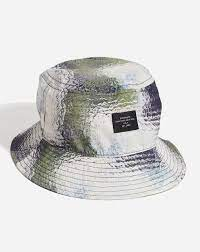 EARL GLASS PRINT HAT – CLIPS HAWAII