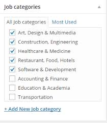 More Features of Jobs – JobInn   Job Directory WordPress Theme