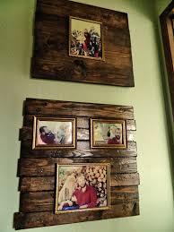 diy wood plank picture frame best of diy vintage distressed wood picture frame