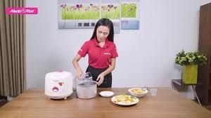 MediaMart - Nồi cơm điện Cuckoo CR-1021: Cho bữa ăn gia đình thêm ấm cúng