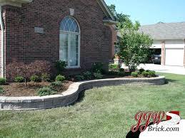brick garden edging. bricks landscape front yard landscaping design photos traditional garden edging for sale brick d
