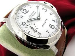 17 best images about panerai watch stainless new panerai pam 113 luminar marina white 44mm mens watch >>