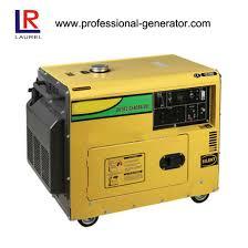 small portable diesel generator. Portable Small Super Quiet Diesel Generators 2.2kw AVR Generator