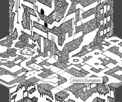 War In A Box Three Dimensional Dungeon Graph Paper