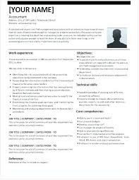 Example Of Accounting Resume Magnificent Accountant Resume Sample General Ledger Accounting And Tips Staff R