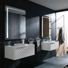 Porcelanosa Bathroom Accessories Contemporary Bathroom Cabinet Mdf With Drawer Wall Mounted